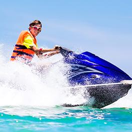特殊小型船舶(水上オートバイ) 操縦士免許コース